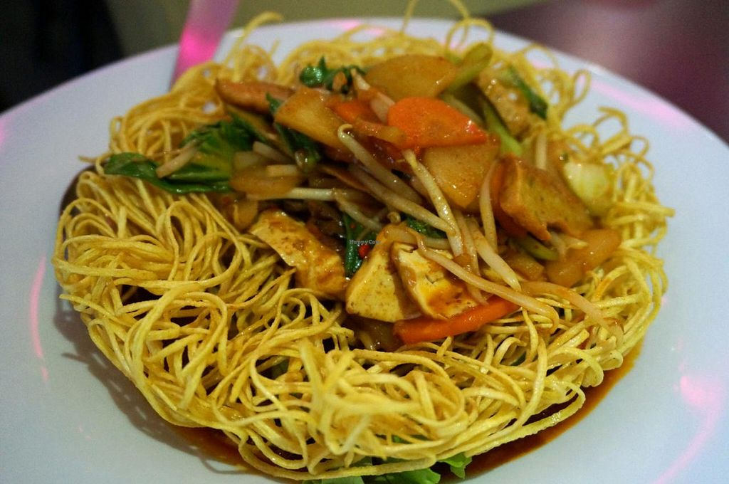 """Photo of Vegebowl  by <a href=""""/members/profile/Ricardo"""">Ricardo</a> <br/>Crispy noodles <br/> December 29, 2014  - <a href='/contact/abuse/image/35256/88923'>Report</a>"""