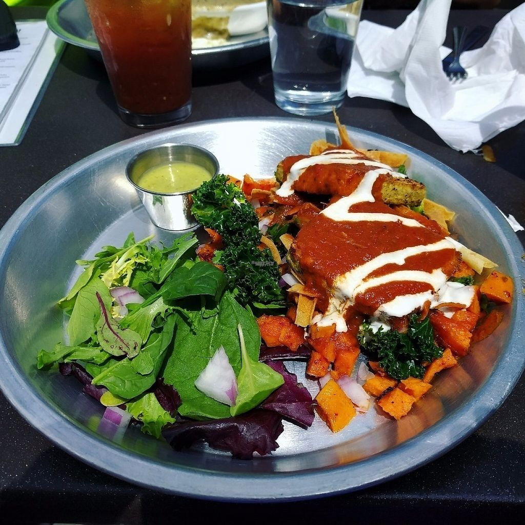"Photo of Ground Control  by <a href=""/members/profile/makemenervous"">makemenervous</a> <br/>Sweet Potato Hash
