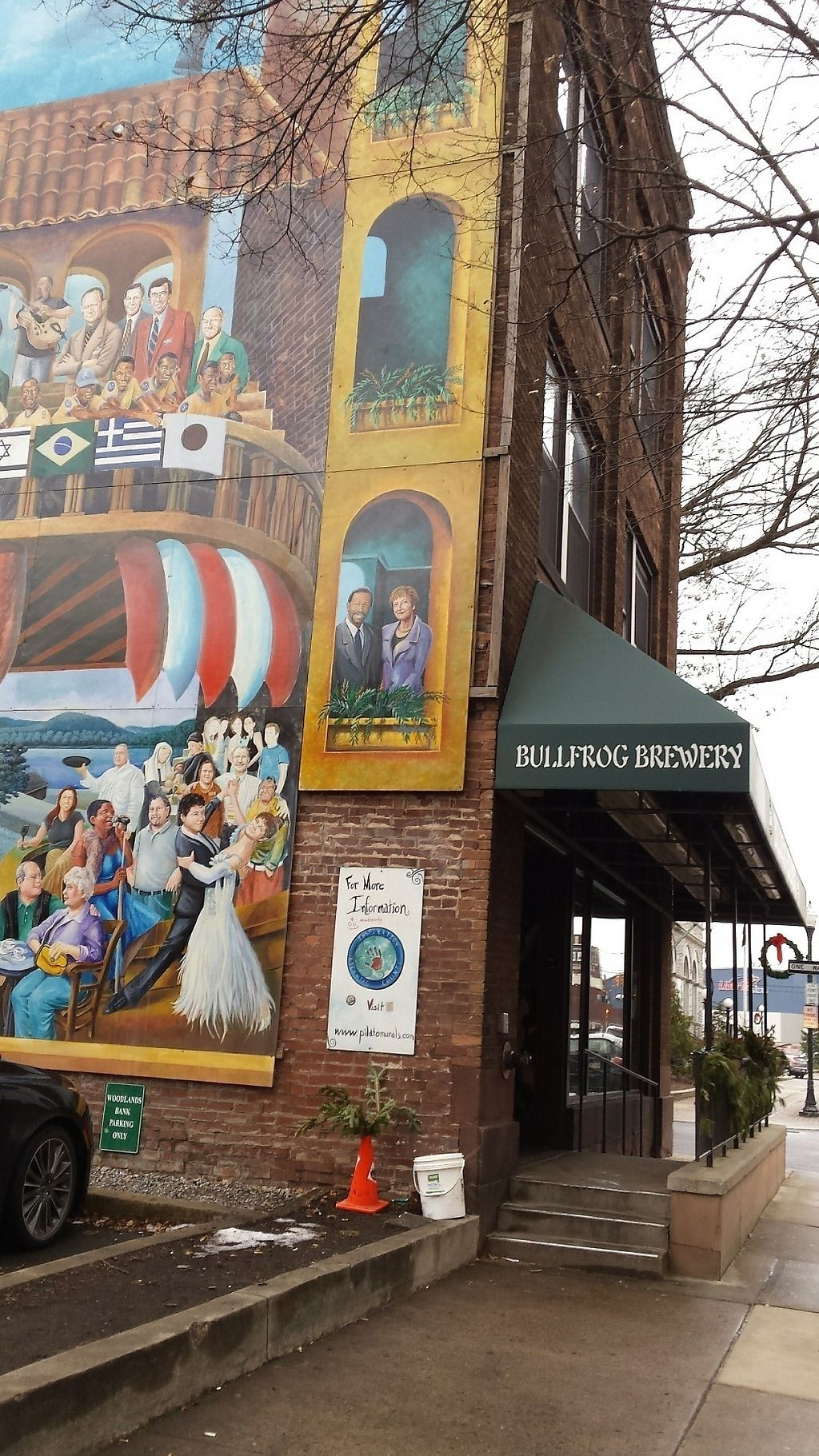 "Photo of Bullfrog Brewery and Restaurant  by <a href=""/members/profile/American%20Vegan"">American Vegan</a> <br/>Bullfrog <br/> January 2, 2017  - <a href='/contact/abuse/image/35290/207259'>Report</a>"