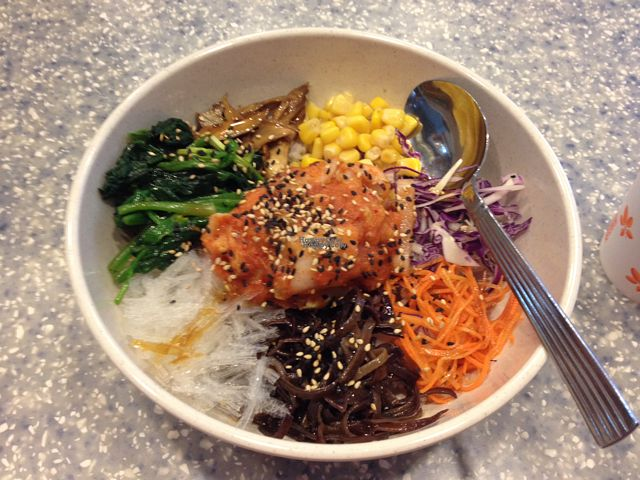 """Photo of Veggie Mama  by <a href=""""/members/profile/SallySonnex"""">SallySonnex</a> <br/>Bibimbap <br/> August 27, 2016  - <a href='/contact/abuse/image/35309/171649'>Report</a>"""
