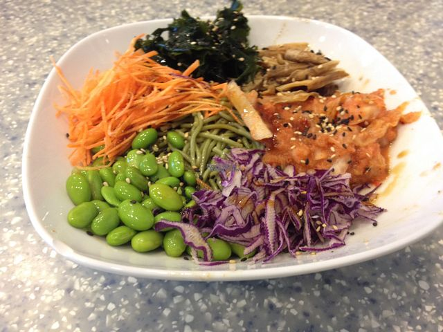 """Photo of Veggie Mama  by <a href=""""/members/profile/SallySonnex"""">SallySonnex</a> <br/>set H Green tea noodles <br/> August 28, 2016  - <a href='/contact/abuse/image/35309/171893'>Report</a>"""