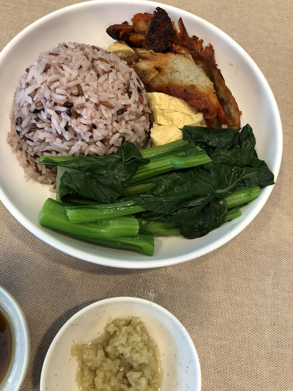 """Photo of Veggie Mama  by <a href=""""/members/profile/Peg-LamMa"""">Peg-LamMa</a> <br/>Chinese style roasted pork and chicken (vegan) <br/> March 25, 2018  - <a href='/contact/abuse/image/35309/375819'>Report</a>"""