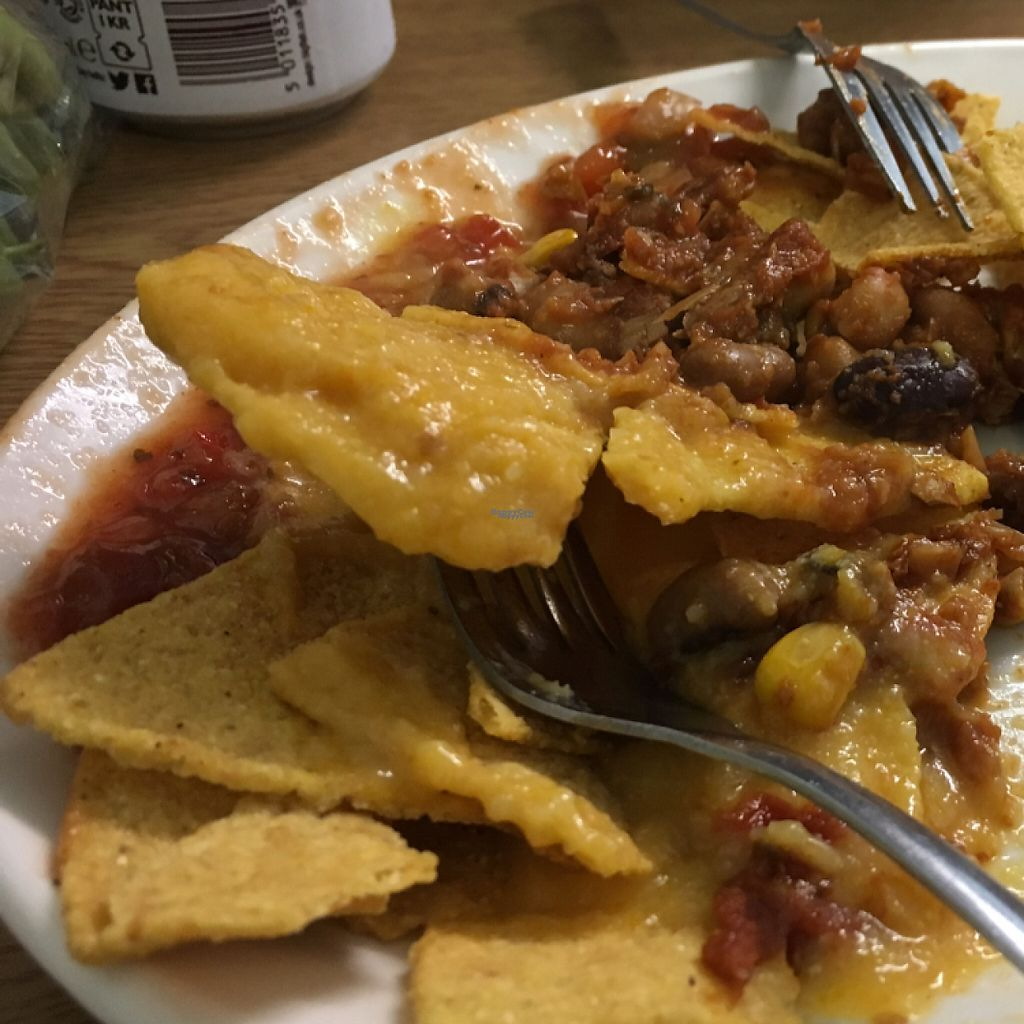 """Photo of Animals in Need Sanctuary Vegan Cafe  by <a href=""""/members/profile/Windlekins"""">Windlekins</a> <br/>nacho!  <br/> February 19, 2017  - <a href='/contact/abuse/image/35317/228125'>Report</a>"""