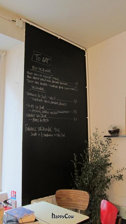 """Photo of CLOSED: Tuck Shop  by <a href=""""/members/profile/Aurelia"""">Aurelia</a> <br/>Chalkboard food menu at Tuck shop <br/> March 12, 2013  - <a href='/contact/abuse/image/35340/45366'>Report</a>"""