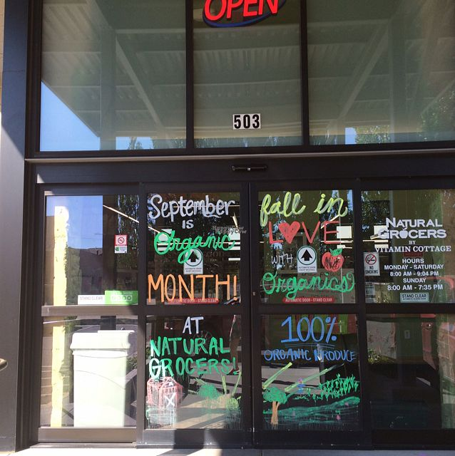 """Photo of Natural Grocers - Flagstaff  by <a href=""""/members/profile/Siup"""">Siup</a> <br/>c <br/> September 19, 2016  - <a href='/contact/abuse/image/35343/176638'>Report</a>"""