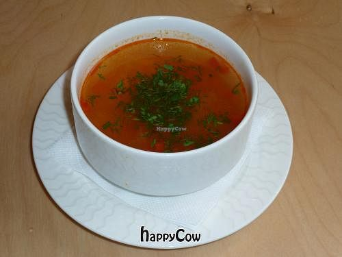 """Photo of Cafe Ukrop  by <a href=""""/members/profile/ericgoldman"""">ericgoldman</a> <br/>Mexican Soup <br/> June 5, 2013  - <a href='/contact/abuse/image/35392/49203'>Report</a>"""