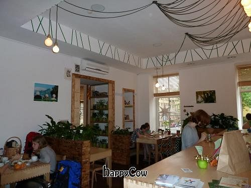 """Photo of Cafe Ukrop  by <a href=""""/members/profile/ericgoldman"""">ericgoldman</a> <br/>Vegan Apple Strudel <br/> June 5, 2013  - <a href='/contact/abuse/image/35392/49205'>Report</a>"""