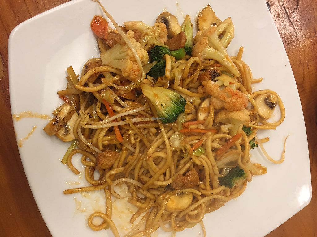 """Photo of Aunty Mena's  by <a href=""""/members/profile/Jameskille"""">Jameskille</a> <br/>mock chicken chow  <br/> July 23, 2017  - <a href='/contact/abuse/image/3540/284027'>Report</a>"""
