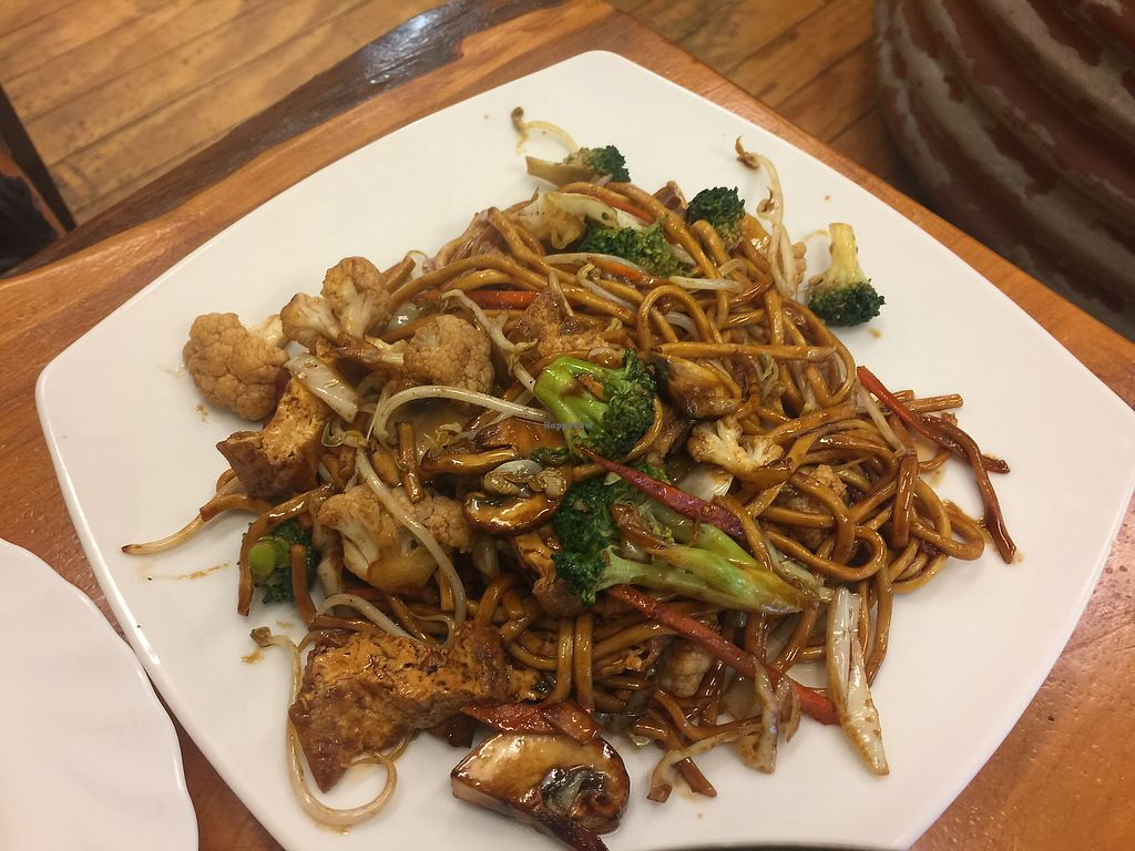 """Photo of Aunty Mena's  by <a href=""""/members/profile/Tiggy"""">Tiggy</a> <br/>Mee Goreng $13.50  <br/> January 13, 2018  - <a href='/contact/abuse/image/3540/346100'>Report</a>"""