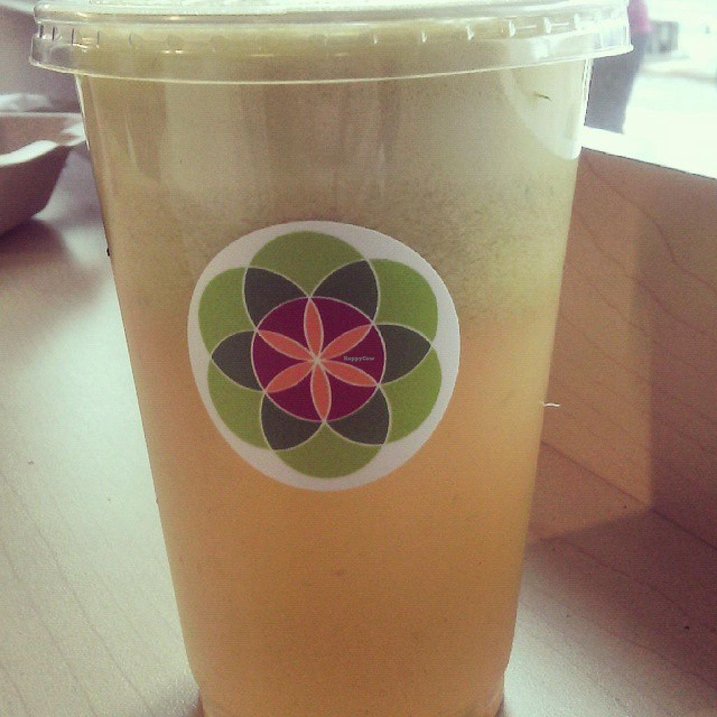 """Photo of CLOSED: Fruition - Seaport Farmers' Market  by <a href=""""/members/profile/QuothTheRaven"""">QuothTheRaven</a> <br/>Apple lemonade <br/> December 13, 2014  - <a href='/contact/abuse/image/35417/87898'>Report</a>"""