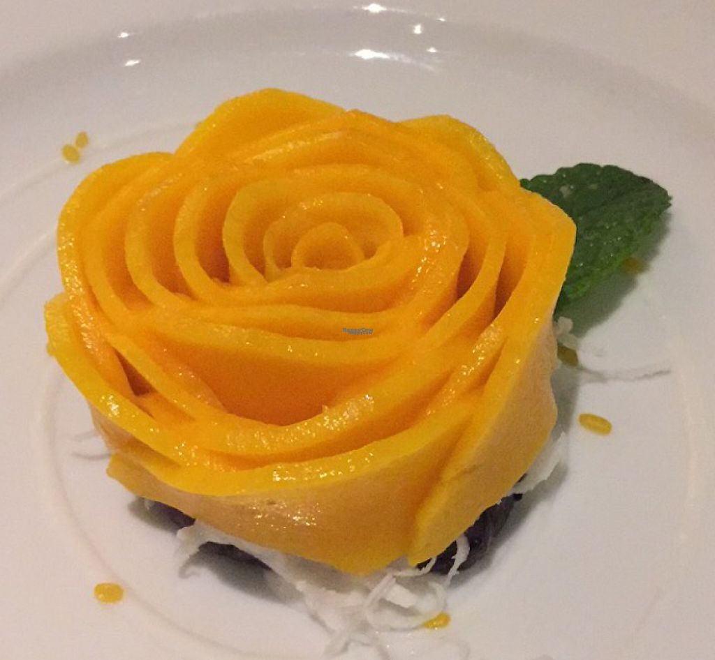 "Photo of Thai Pothong  by <a href=""/members/profile/Sonjag18"">Sonjag18</a> <br/>Black sticky rice with coconut and mango <br/> August 12, 2016  - <a href='/contact/abuse/image/35454/248160'>Report</a>"