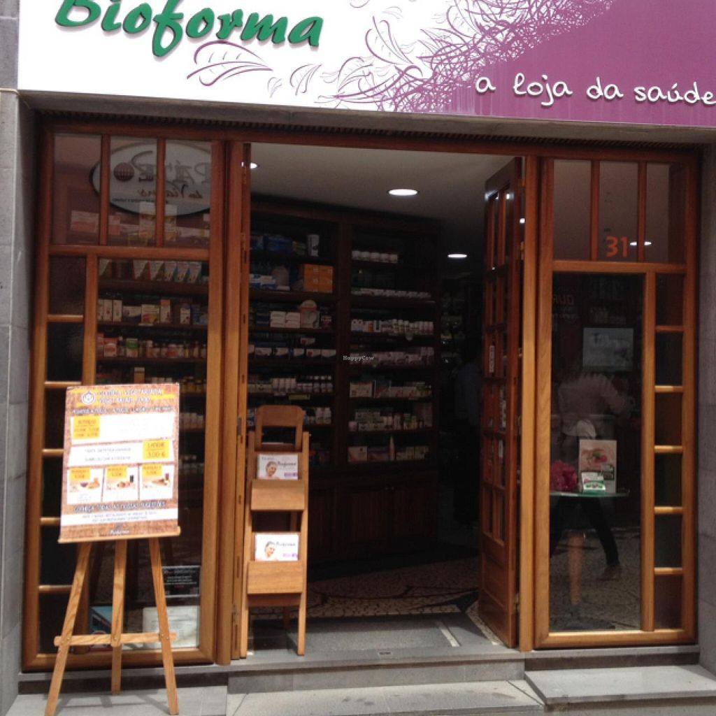 """Photo of Bioforma  by <a href=""""/members/profile/Marianne1967"""">Marianne1967</a> <br/>entrance shop and restaurant <br/> May 16, 2015  - <a href='/contact/abuse/image/35545/102380'>Report</a>"""