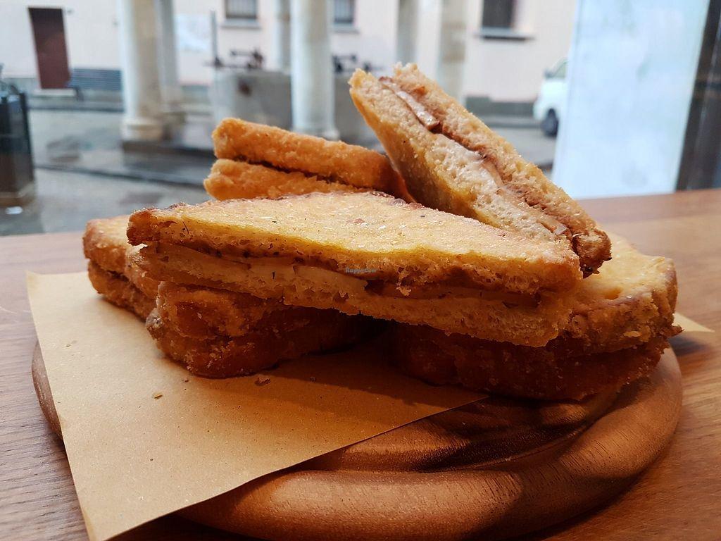 """Photo of La Cucina di Giuditta  by <a href=""""/members/profile/FabioSestito"""">FabioSestito</a> <br/>Vegan Toast, irresistible! <br/> September 15, 2017  - <a href='/contact/abuse/image/35555/304776'>Report</a>"""