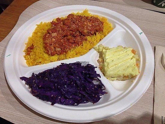 """Photo of La Cucina di Giuditta  by <a href=""""/members/profile/FabioSestito"""">FabioSestito</a> <br/>Balanced dish. La cucina di Giuditta collaborate with a nutritionist <br/> September 15, 2017  - <a href='/contact/abuse/image/35555/304779'>Report</a>"""