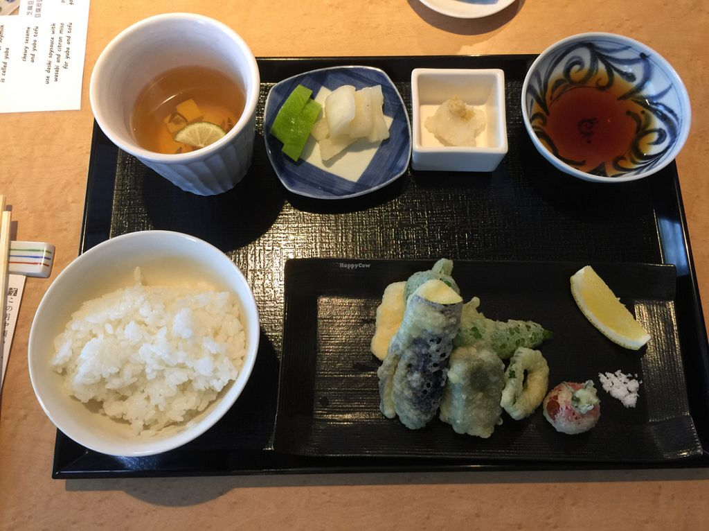 """Photo of Tofu Cafe Fujino  by <a href=""""/members/profile/Cloucel"""">Cloucel</a> <br/>large plate 3 <br/> July 5, 2016  - <a href='/contact/abuse/image/35561/157979'>Report</a>"""