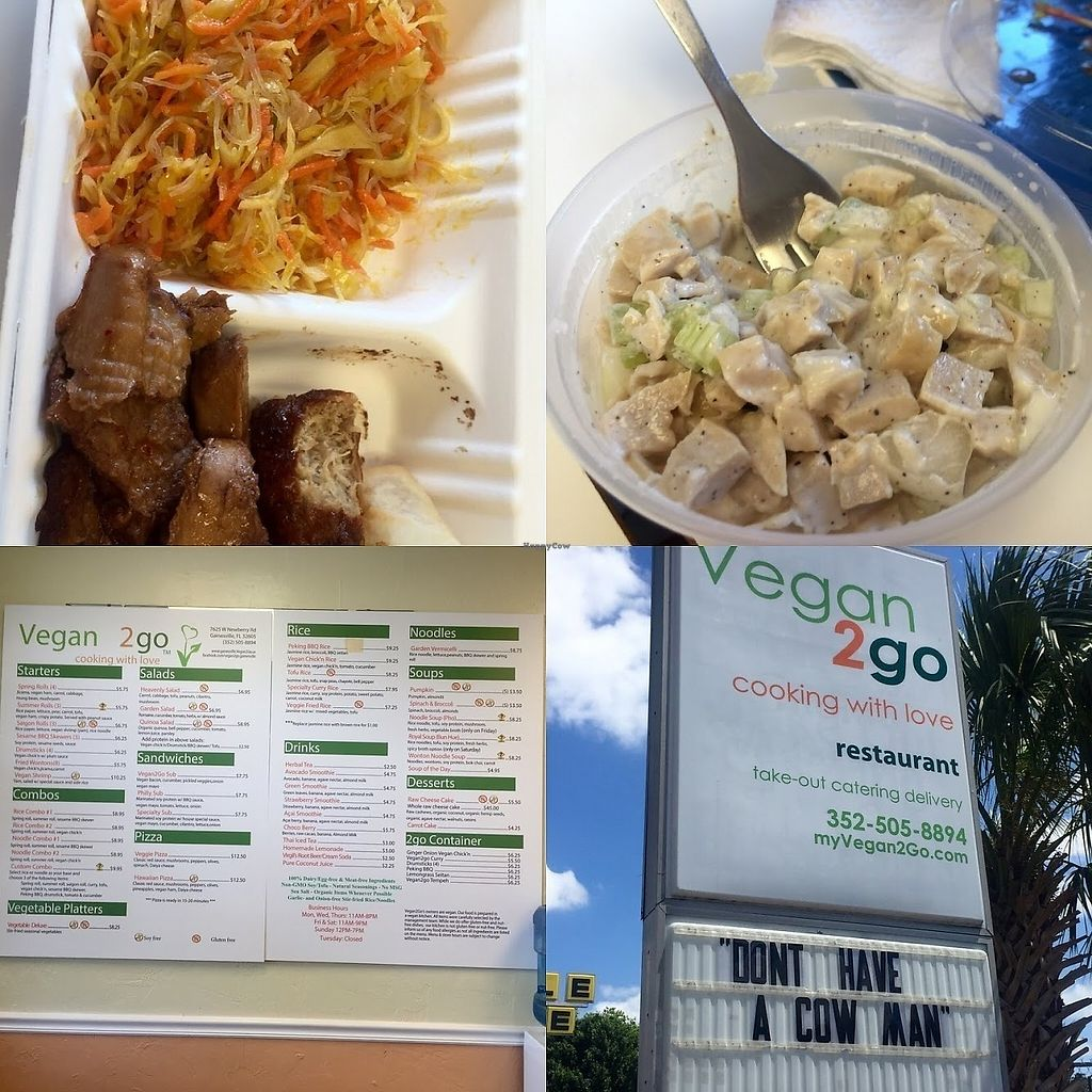 """Photo of Vegan to Goloka  by <a href=""""/members/profile/Jamie9705"""">Jamie9705</a> <br/>Vegan2go! <br/> September 14, 2017  - <a href='/contact/abuse/image/35589/304299'>Report</a>"""