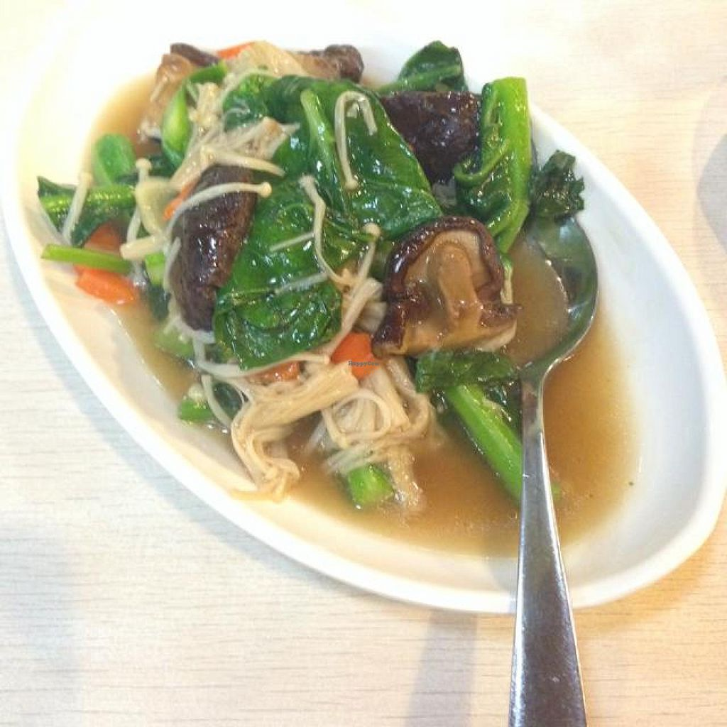 """Photo of Love Health Vegetarian   by <a href=""""/members/profile/AndyT"""">AndyT</a> <br/>Mixed Vegetable with mushrooms <br/> July 12, 2014  - <a href='/contact/abuse/image/35610/73825'>Report</a>"""