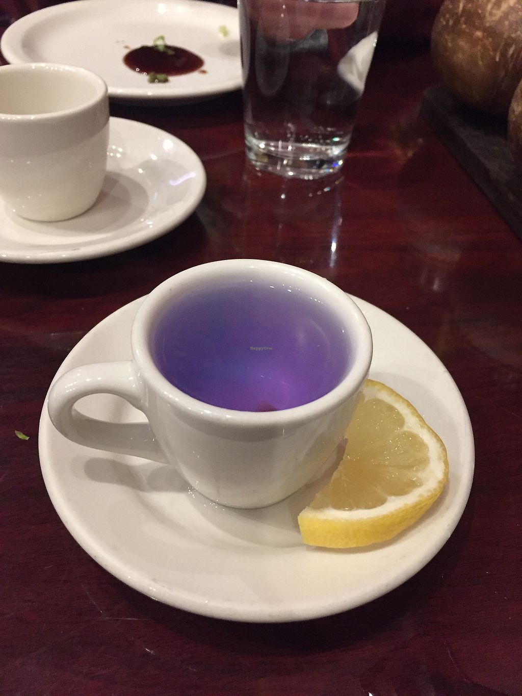 """Photo of Thai Vegan - Nob Hill  by <a href=""""/members/profile/chris1"""">chris1</a> <br/>Purple tea <br/> December 9, 2017  - <a href='/contact/abuse/image/35625/333770'>Report</a>"""