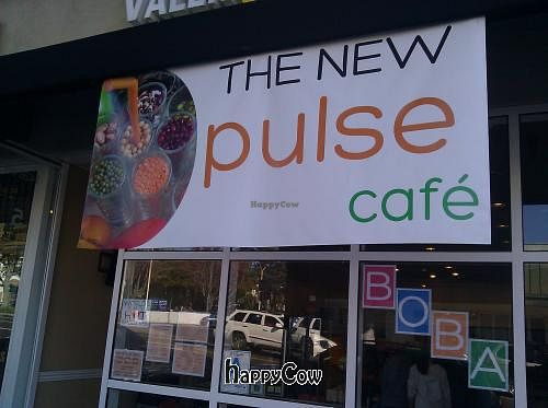"Photo of CLOSED: Pulse Cafe  by <a href=""/members/profile/eric"">eric</a> <br/>Signage <br/> December 31, 2012  - <a href='/contact/abuse/image/35655/42128'>Report</a>"