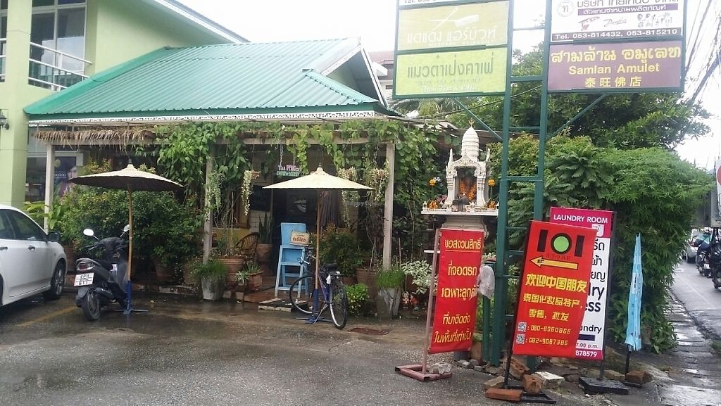 """Photo of Taa Peng Cat Coffee and Eatery  by <a href=""""/members/profile/Mike%20Munsie"""">Mike Munsie</a> <br/>street front <br/> May 30, 2017  - <a href='/contact/abuse/image/35676/264117'>Report</a>"""