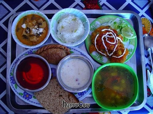"""Photo of Govinda's  by <a href=""""/members/profile/hierax"""">hierax</a> <br/>another day's Menu choice #1 <br/> March 11, 2013  - <a href='/contact/abuse/image/35702/45317'>Report</a>"""
