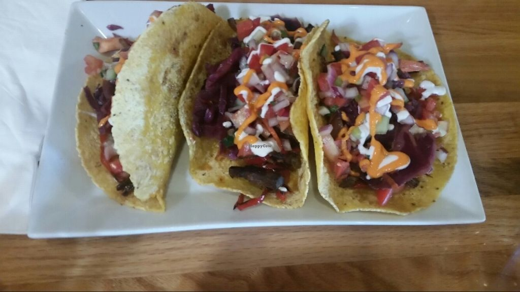 """Photo of Zest Kitchen & Bar  by <a href=""""/members/profile/Karebear23"""">Karebear23</a> <br/>Tacos  <br/> June 6, 2016  - <a href='/contact/abuse/image/35705/152616'>Report</a>"""
