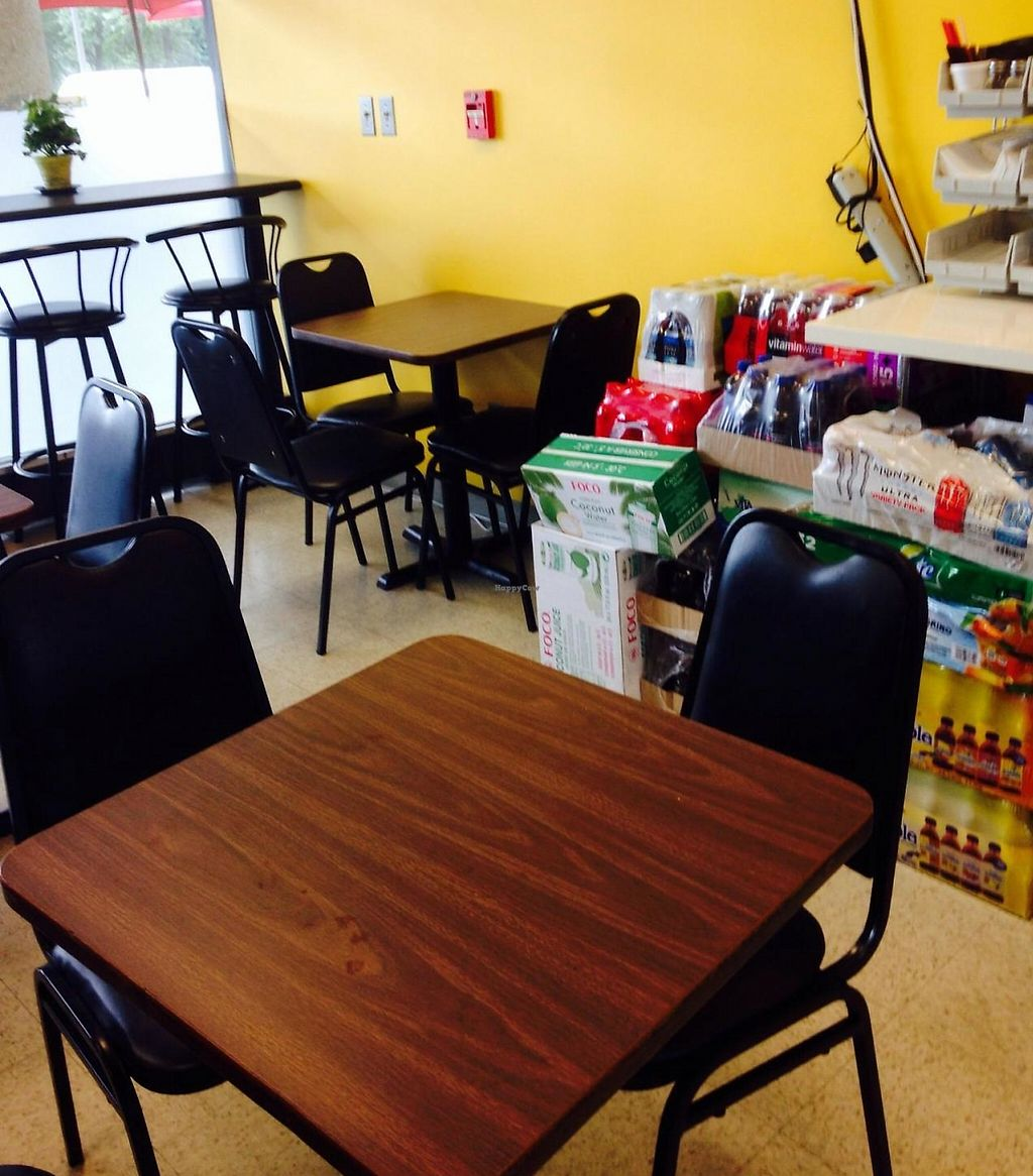 """Photo of Firehouse Deli  by <a href=""""/members/profile/cookiem"""">cookiem</a> <br/>Indoor seating <br/> August 14, 2014  - <a href='/contact/abuse/image/35728/202038'>Report</a>"""