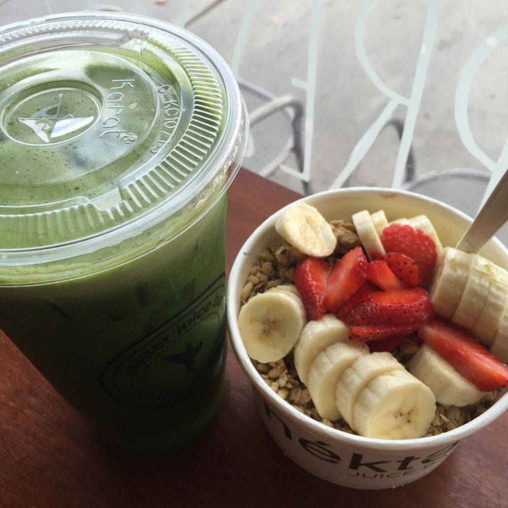 "Photo of Nekter Juice Bar  by <a href=""/members/profile/amyrrobles"">amyrrobles</a> <br/>a favorite & must try! <br/> February 9, 2016  - <a href='/contact/abuse/image/35762/135642'>Report</a>"