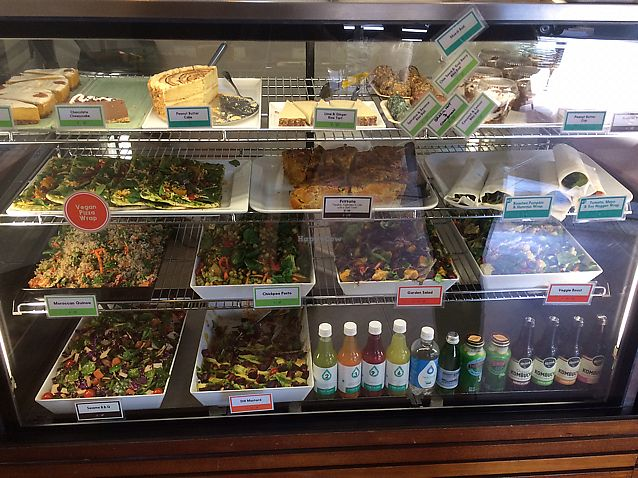 """Photo of Vege Rama - Post Office Square  by <a href=""""/members/profile/Kiwi%20Wannabe"""">Kiwi Wannabe</a> <br/>The salad / cold options are amazing too.  <br/> July 14, 2017  - <a href='/contact/abuse/image/35825/280300'>Report</a>"""