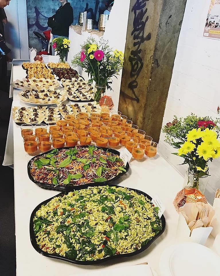 """Photo of Vege Rama - Post Office Square  by <a href=""""/members/profile/PameSR"""">PameSR</a> <br/>Plant-based Catering Service <br/> December 19, 2017  - <a href='/contact/abuse/image/35825/337192'>Report</a>"""