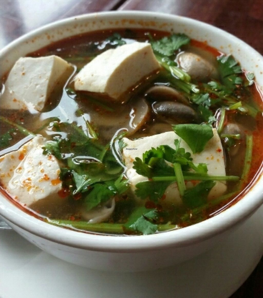 "Photo of Sabai Sabai Simply Thai  by <a href=""/members/profile/lazylimabean"">lazylimabean</a> <br/>Tom Yum soup <br/> May 21, 2016  - <a href='/contact/abuse/image/35838/202051'>Report</a>"