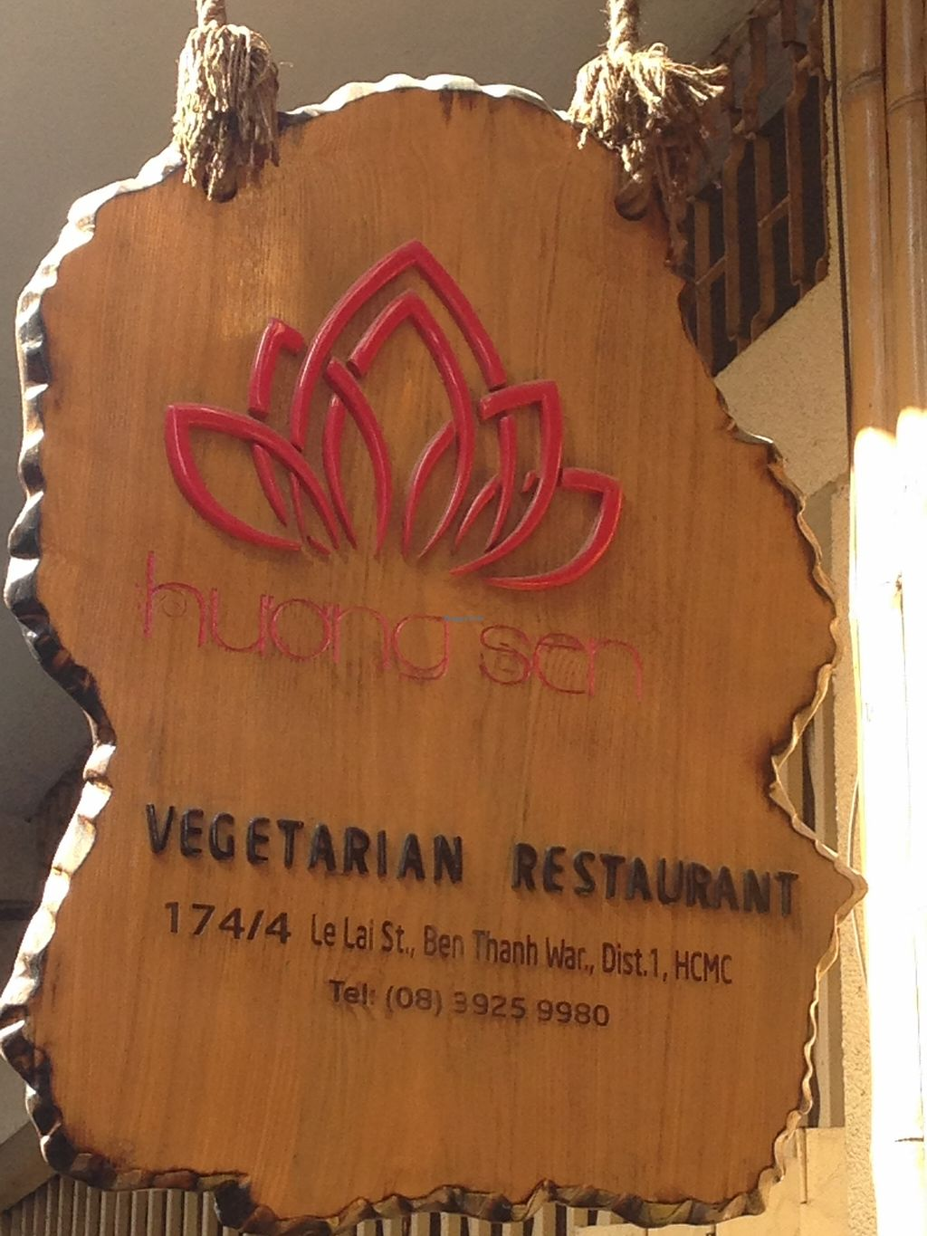 """Photo of Huong Sen Vegetarian - Bui Vien St  by <a href=""""/members/profile/Stevie"""">Stevie</a> <br/>12 <br/> September 27, 2015  - <a href='/contact/abuse/image/35854/119288'>Report</a>"""