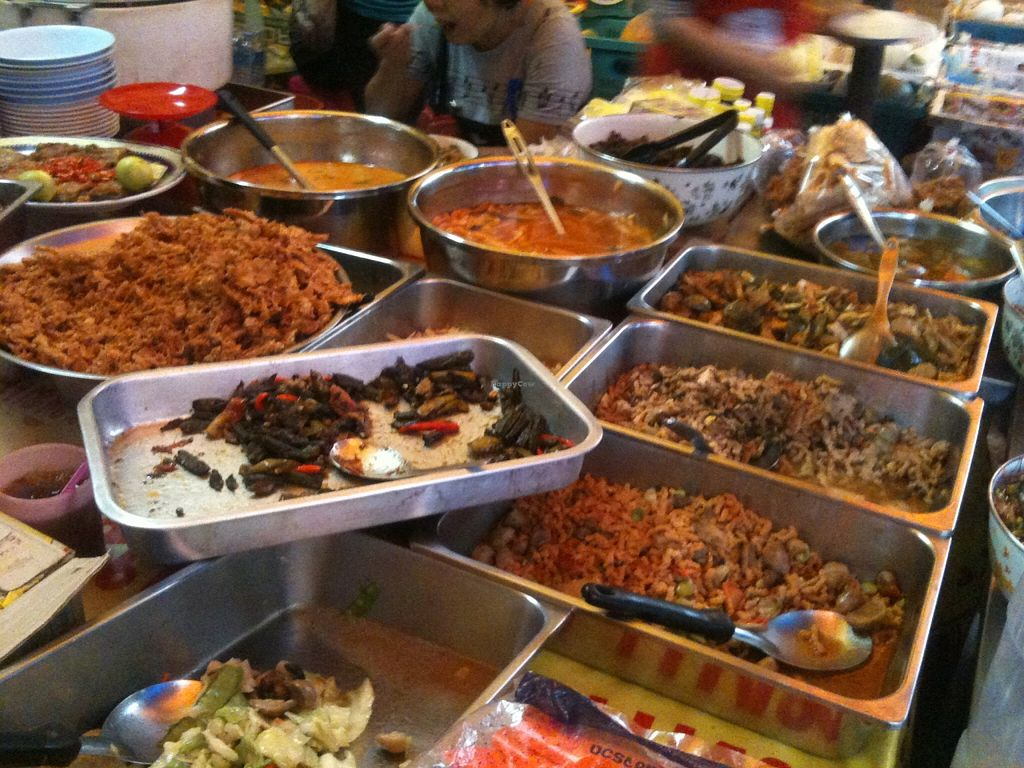 """Photo of Vegan Thai Food Stalls  by <a href=""""/members/profile/CaluCalu"""">CaluCalu</a> <br/>toppings <br/> January 24, 2016  - <a href='/contact/abuse/image/35874/133512'>Report</a>"""