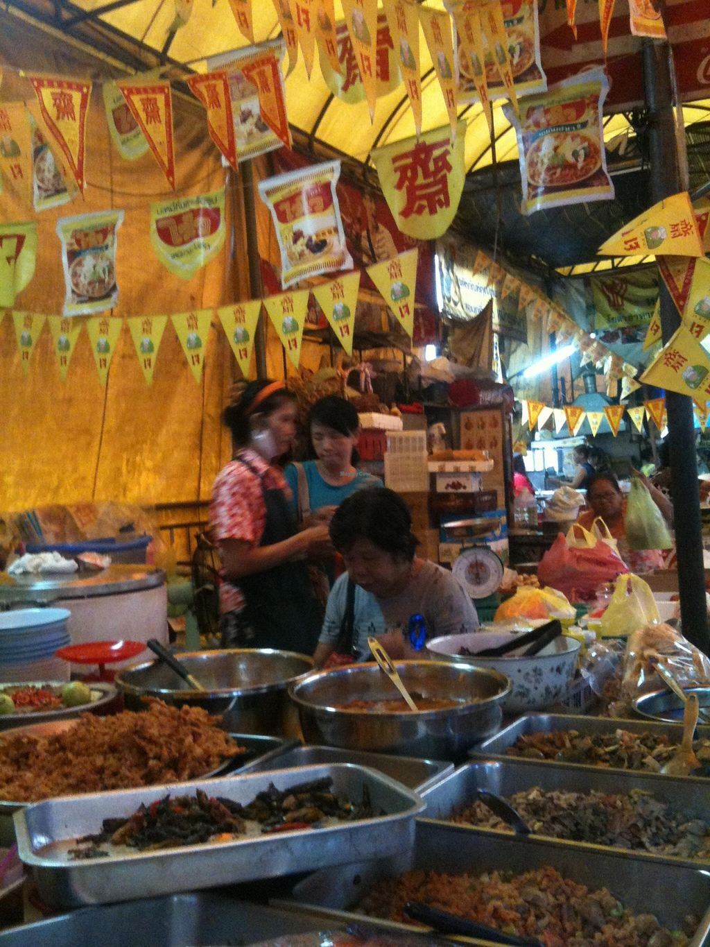 """Photo of Vegan Thai Food Stalls  by <a href=""""/members/profile/CaluCalu"""">CaluCalu</a> <br/>Food stall <br/> January 24, 2016  - <a href='/contact/abuse/image/35874/133513'>Report</a>"""