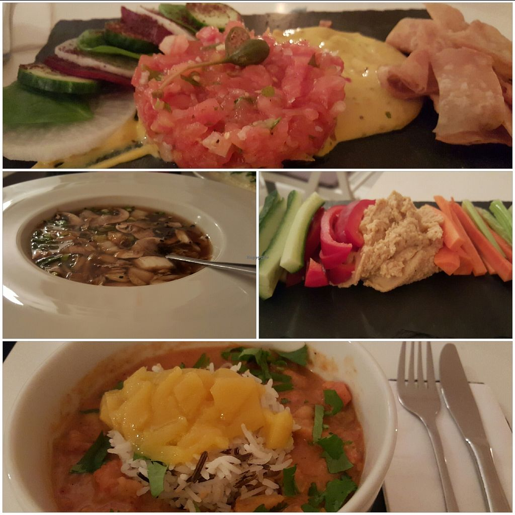 "Photo of VEG Deli  by <a href=""/members/profile/BrendaLiz"">BrendaLiz</a> <br/>My full meal at Veg Deli, everything was marvelous and the pumpkin curry is my favorite <br/> January 28, 2016  - <a href='/contact/abuse/image/35882/133977'>Report</a>"