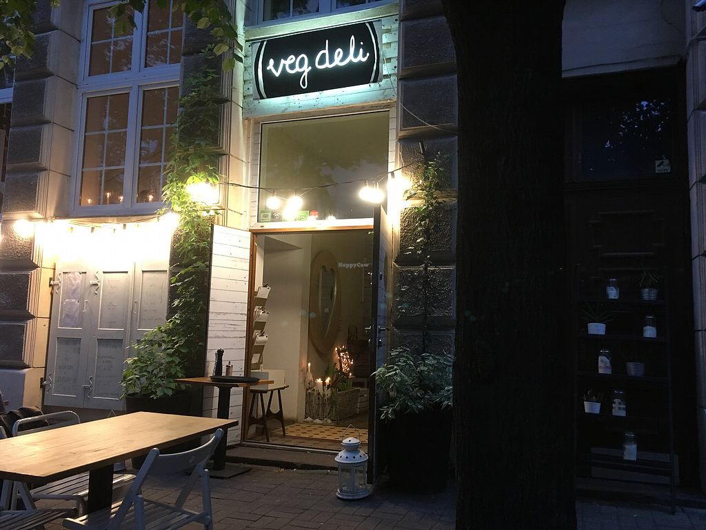 "Photo of VEG Deli  by <a href=""/members/profile/EtaCarinae"">EtaCarinae</a> <br/>Veg Deli <br/> July 14, 2017  - <a href='/contact/abuse/image/35882/280236'>Report</a>"