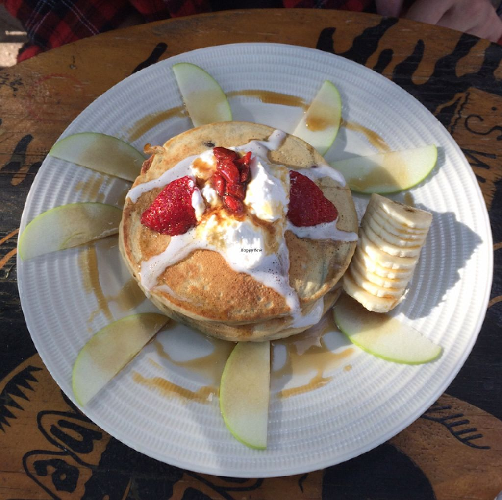 "Photo of Sweet Bones Bakery Cafe  by <a href=""/members/profile/Carla.Rowe23"">Carla.Rowe23</a> <br/>Short stack pancakes  <br/> March 25, 2016  - <a href='/contact/abuse/image/35928/141309'>Report</a>"