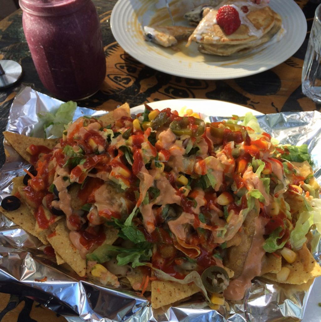 "Photo of Sweet Bones Bakery Cafe  by <a href=""/members/profile/Carla.Rowe23"">Carla.Rowe23</a> <br/>Nacho mountain  <br/> March 25, 2016  - <a href='/contact/abuse/image/35928/141319'>Report</a>"