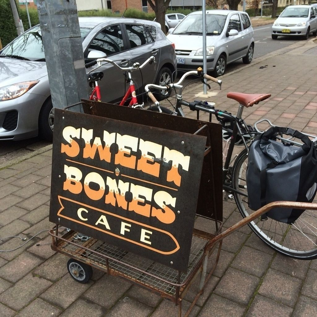 "Photo of Sweet Bones Bakery Cafe  by <a href=""/members/profile/ChristineRiding"">ChristineRiding</a> <br/>Sweet Bones Cafe, Canberra. ACT <br/> August 31, 2016  - <a href='/contact/abuse/image/35928/172519'>Report</a>"
