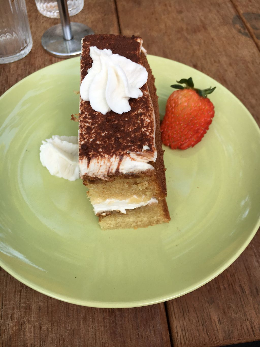 "Photo of Sweet Bones Bakery Cafe  by <a href=""/members/profile/2lentilforyou"">2lentilforyou</a> <br/>Special event tiramisu <br/> September 9, 2017  - <a href='/contact/abuse/image/35928/302721'>Report</a>"