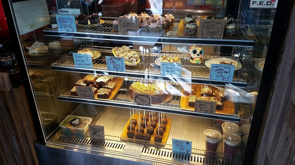 "Photo of Sweet Bones Bakery Cafe  by <a href=""/members/profile/WonderWoman6"">WonderWoman6</a> <br/>Ah sugar do do do do do do ah honey honey <br/> September 18, 2017  - <a href='/contact/abuse/image/35928/305907'>Report</a>"
