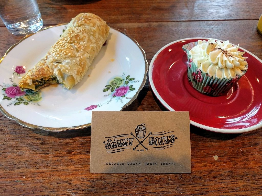 "Photo of Sweet Bones Bakery Cafe  by <a href=""/members/profile/JReece"">JReece</a> <br/>pumpkin pastry & carrot cupcake <br/> September 19, 2017  - <a href='/contact/abuse/image/35928/306242'>Report</a>"