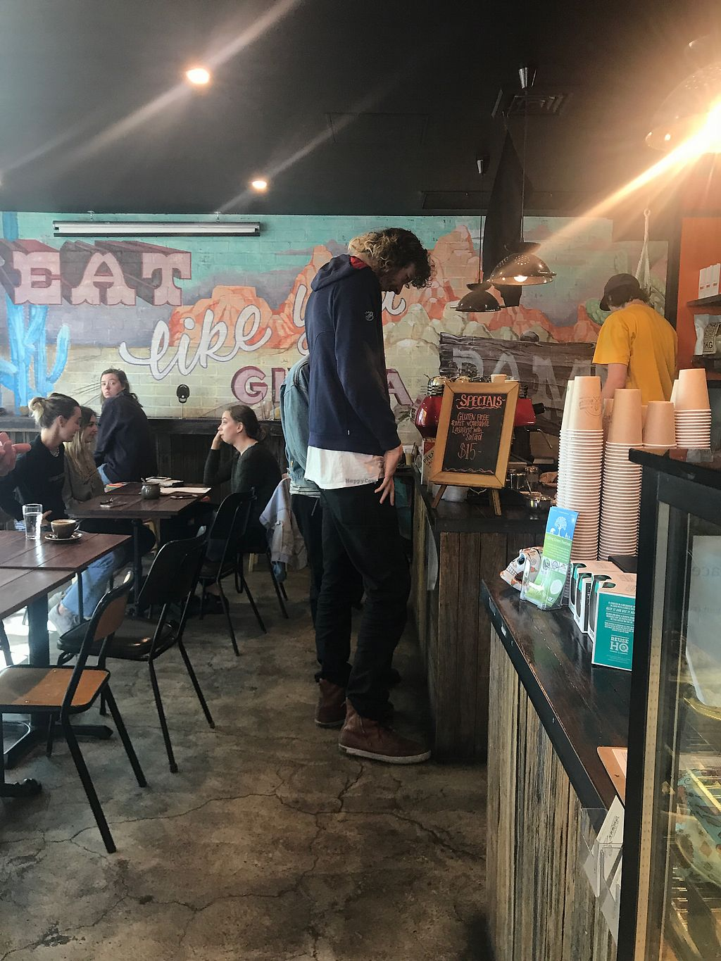 "Photo of Sweet Bones Bakery Cafe  by <a href=""/members/profile/Lozcriston"">Lozcriston</a> <br/>Inside <br/> October 2, 2017  - <a href='/contact/abuse/image/35928/311180'>Report</a>"