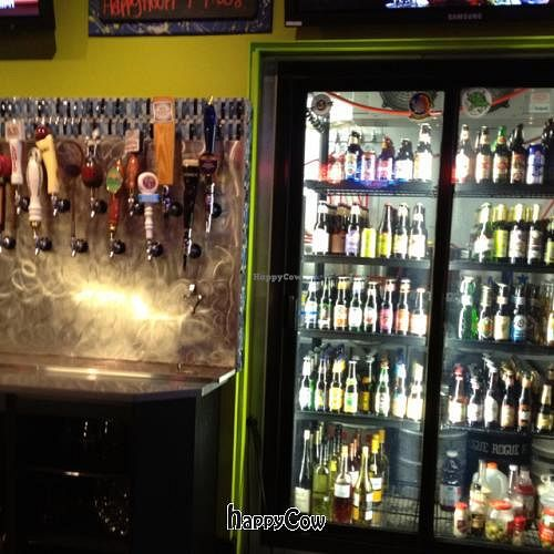 """Photo of Mellow Mushroom  by <a href=""""/members/profile/Golddust1983"""">Golddust1983</a> <br/>craft beers <br/> December 30, 2012  - <a href='/contact/abuse/image/35967/42098'>Report</a>"""