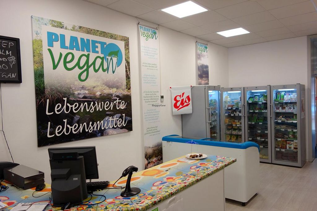 """Photo of Planet Vegan  by <a href=""""/members/profile/Gudrun"""">Gudrun</a> <br/>Planet Vegan <br/> June 9, 2014  - <a href='/contact/abuse/image/35984/71728'>Report</a>"""