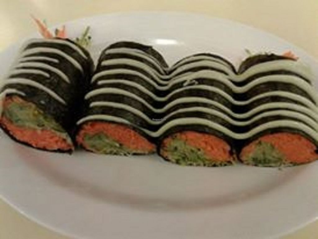 """Photo of Simple Life - KLCC  by <a href=""""/members/profile/sfalee"""">sfalee</a> <br/>蔬菜壽司 Vegetable Sushi  <br/> June 21, 2016  - <a href='/contact/abuse/image/36004/155247'>Report</a>"""