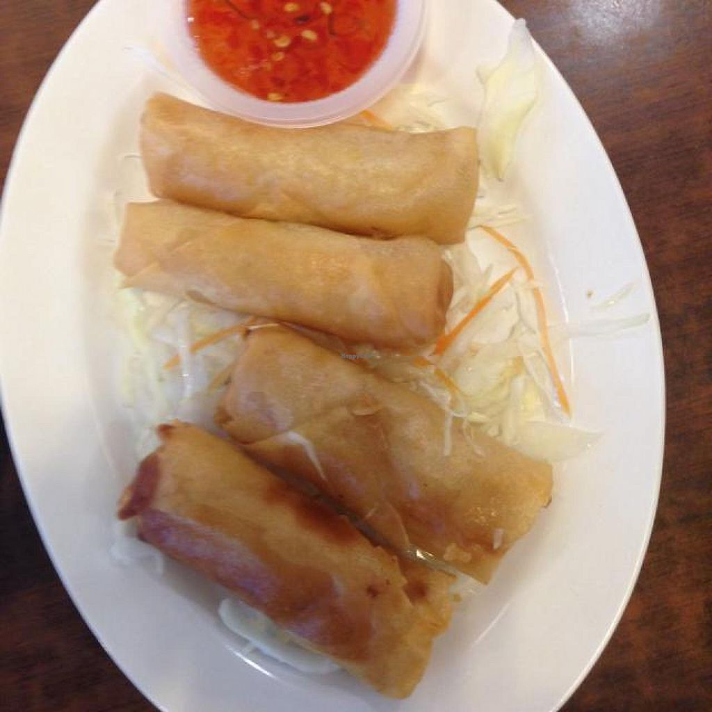 """Photo of Simple Life - KLCC  by <a href=""""/members/profile/AndyT"""">AndyT</a> <br/>Spring rolls <br/> May 1, 2014  - <a href='/contact/abuse/image/36004/69043'>Report</a>"""