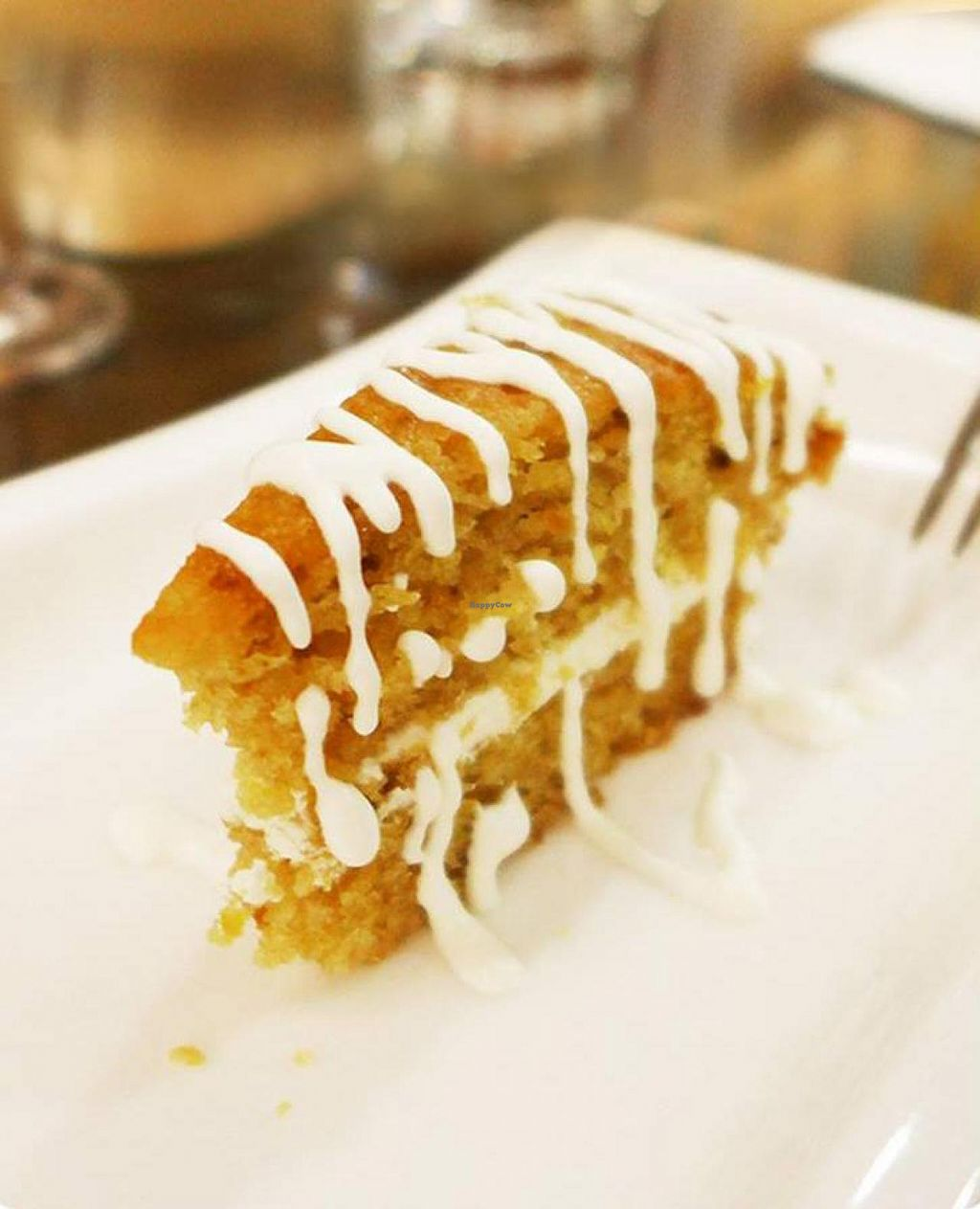 """Photo of CLOSED: Sophie's Garden  by <a href=""""/members/profile/bluesomeone"""">bluesomeone</a> <br/>vegan orange cake <br/> September 16, 2014  - <a href='/contact/abuse/image/36037/80165'>Report</a>"""