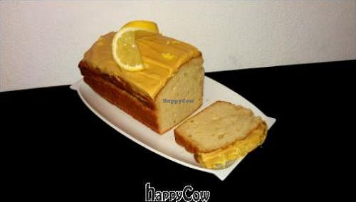 """Photo of Tines Vegane Backstube  by <a href=""""/members/profile/TinesVeganeBackstube"""">TinesVeganeBackstube</a> <br/>Lemoncake <br/> January 7, 2013  - <a href='/contact/abuse/image/36071/42411'>Report</a>"""