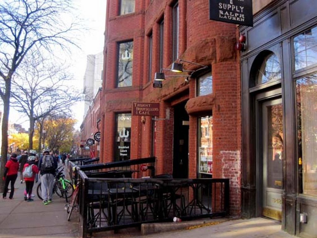 """Photo of Trident Bookstore and Cafe  by <a href=""""/members/profile/Babette"""">Babette</a> <br/>Store front <br/> February 17, 2014  - <a href='/contact/abuse/image/36072/64438'>Report</a>"""